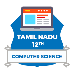 Tamilnadu Class 12 Computer Science One Mark Questions Online Practice Tests