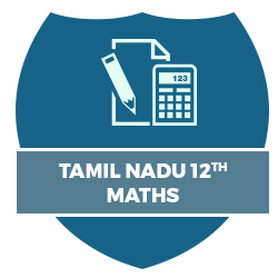 Tamilnadu Class 12 TN 12th Maths English Medium, TN 12th Standard Maths Practice Tests Online, 12th practice test, free 12th practice test, 12th maths online exam, 12th online maths full test, 12th maths online prep, prep online XII maths, Tamilnadu 12th public Exam, maths question paper, maths model exam question, quarterly,half yearly,annual exam,result, maths english medium, MATRICES AND DETERMINANTS , VECTOR ALGEBRA, COMPLEX NUMBERS, ANALYTICAL GEOMETRY , DIFFERENTIAL CALCULUS - part 1 , DIFFERENTIAL CALCULUS - PART II , INTEGRAL CALCULUS, DIFFERENTIAL EQUATIONS , DISCRETE MATHEMATICS, PROBABILITY DISTRIBUTIONS, english medium maths, one mark quetsion bank, multiple choice question and answers, higher secondary maths, public exam questions, onlinetestindia. One Mark Questions Online Practice Tests